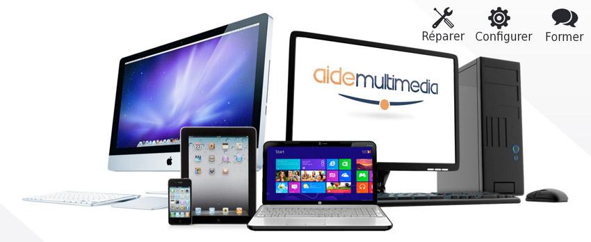 dépannage informatique à domicile PC MAC Iphone Android