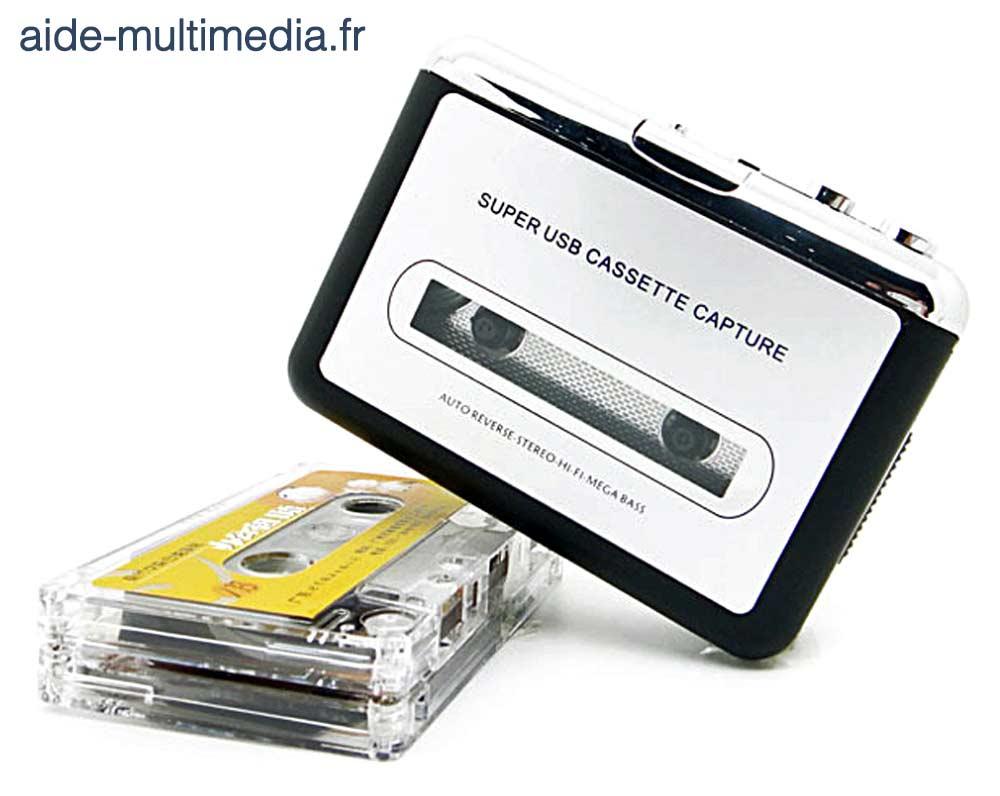 Convertisseur De Vos Anciennes Cassettes En MP3
